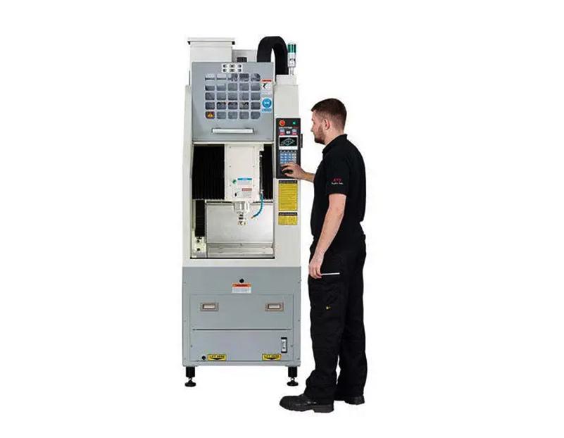 Cadmatic XYZ 2-OP milling machine