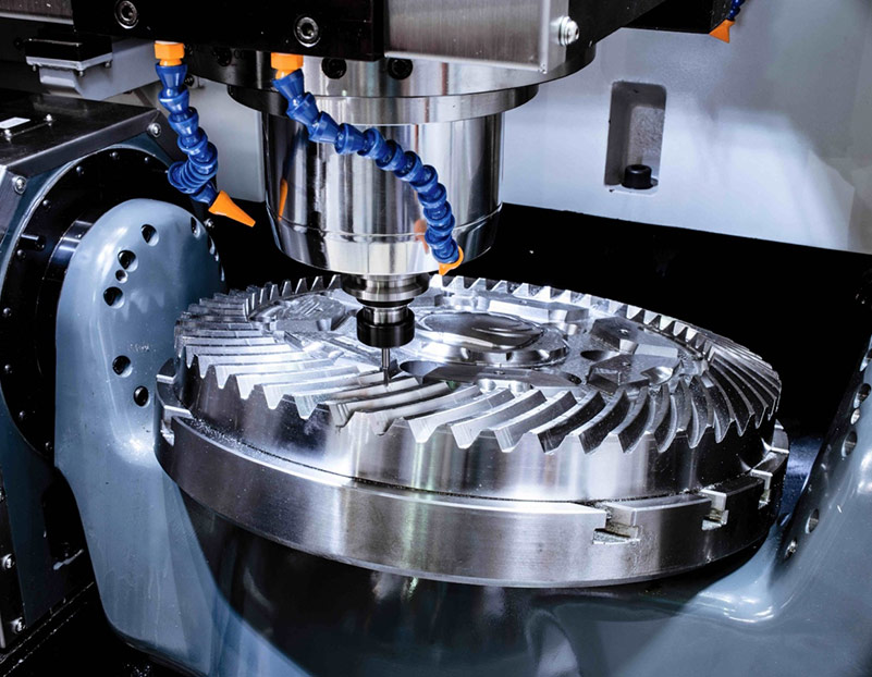 CNC Milling Experts
